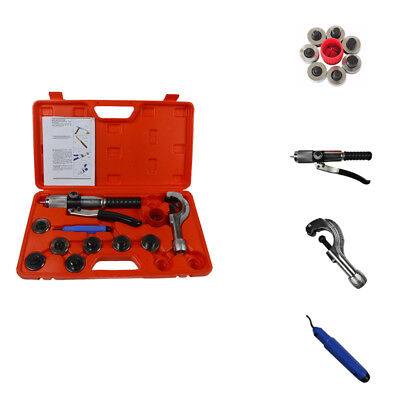 Hydraulic Tube Expander 7 Lever Tubing Expander Tool Red