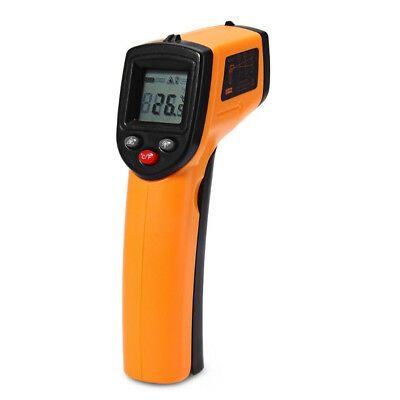 GM320 Handheld Temperature Gun Non-contact Infrared IR Laser Digital Thermometer