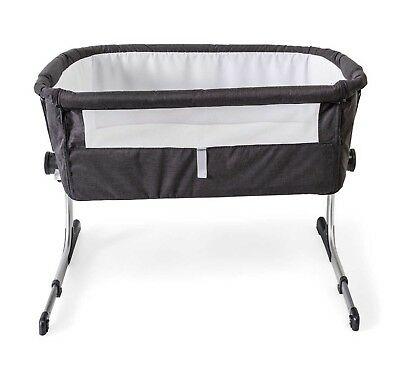 Childcare Cosy Time Sleeper Bedside Bassinet Cot