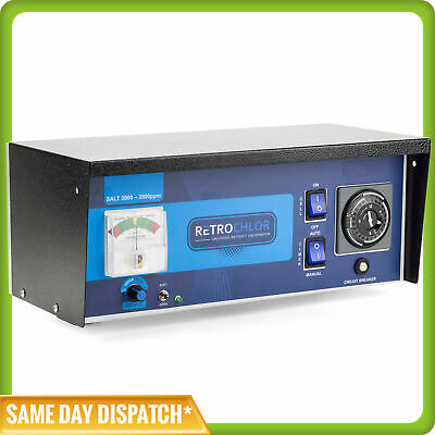 AutoChlor RP15 / RP20 / RP25 Aftermarket Chlorinator - 25g/h - Self Cleaning
