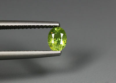 0.46 Cts_Stunning Very Rare Collection_100 % Natural Demantoid Garnet_Namibia