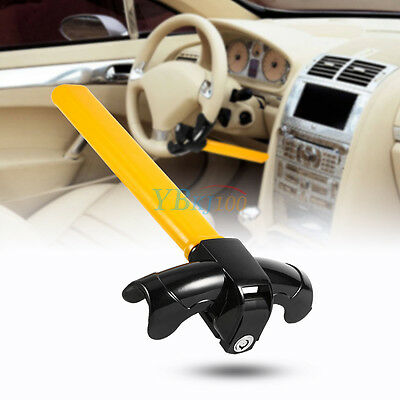 Universal Auto Car Rotary Steering Wheel Lock Truck Parts Anti-Theft Security
