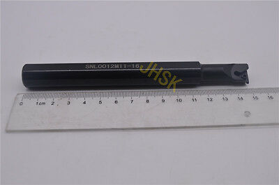 "SNL0012M11-16 Threading Turning Boring Bar Holder For 11IR 1/4"" Inserts 12x150mm"