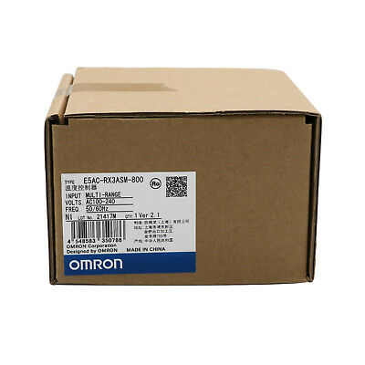 1PCS Omron Temperature Controller E5AC-RX3ASM-800 NEW In Box Free Shipping