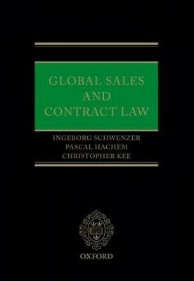 Global Sales and Contract Law by Ingeborg Schwenzer.