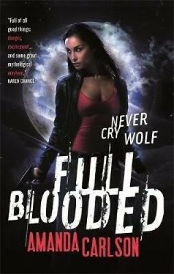 Full Blooded: Book 1 in the Jessica McClain series (Jessica McCain).