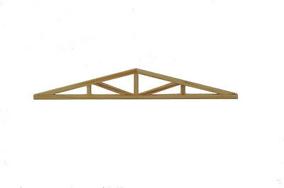 Redscale Modelbau Natural Roof Truss #1211 -  For Wagons Or Yard In Ho Gauge Nib