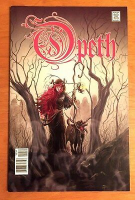 Rock & Roll Biographies Opeth   Cover A  1st Print   Acme Ink  2017  NM