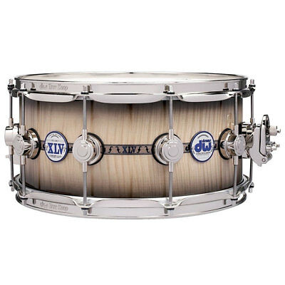 """Snare Drum DW Collector´s Exotic 14"""" x 6,5"""" 45th Anniversary Snare Drum Snaredru"""