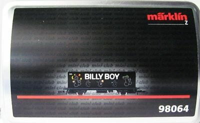98064 - BILLY BOY Packung
