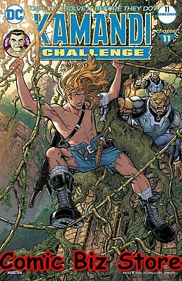Kamandi Challenge #11 (Of 12) (2017) 1St Printing Bagged & Boarded Dc