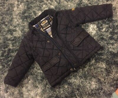 18-24 Months Boys Navy Next Coat