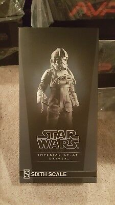 Sideshow Collectibles Star Wars Imperial AT-AT Driver 1/6 scale figure