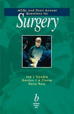 MCQs and Short Answer Questions for Surgery by Joe Tjandra.