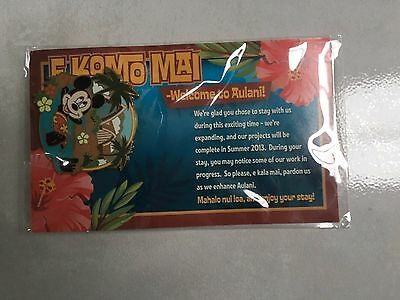 Disney Hawaii Aulani Resort Exclusive DVC Member PIN LIMITED EDITION NEW