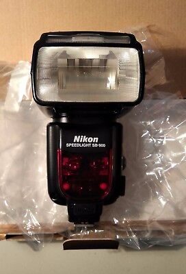 Nikon Speedlight SB-900 AF Shoe Mount Flash for  Nikon
