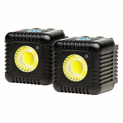 Used Once - Lume Cube - Dual Pack Black
