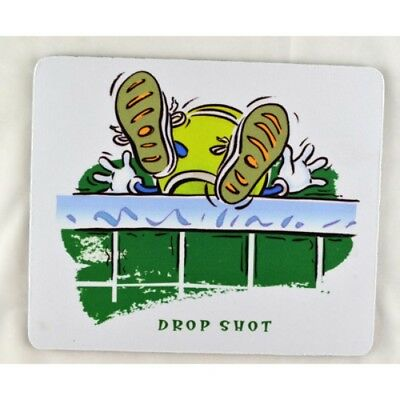 "Be The Ball ""DROP SHOT"" Mouse Pad"
