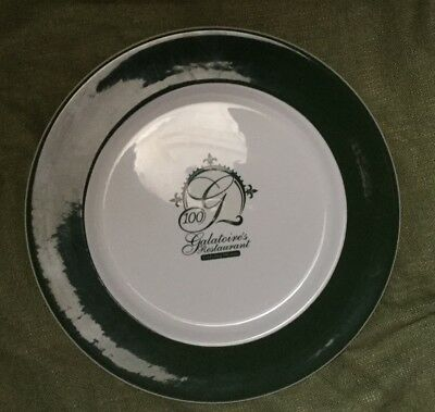 Galatoire's Collectors Dinner Plate 100 year celebration