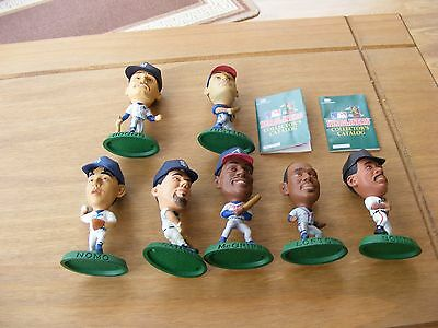 7 Corinthian Headliners Us Sports Baseball Figures Loose 1997