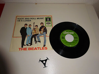 The Beatles - Rock And Roll Music / I'm A Loser, Single 7