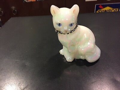 T. Gasknis Cat Figurine