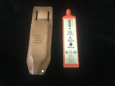 Telco Sales Foreign Voltage Detector With Case