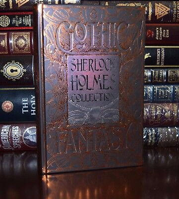 Sherlock Holmes Collection by Arthur Conan Doyle Brand New Hardcover Gift