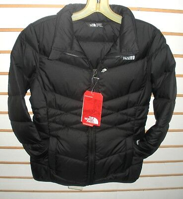 The North Face Girls Andes Down Winter Jacket-A34V2- Tnf Black- S,m,l,xl