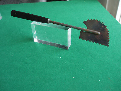 Antique Medical Trepan Saw / Skull Saw