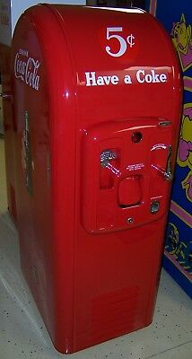 Vintage Coca Cola Jacobs 26 Machine -- Restored