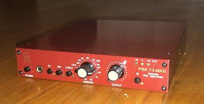Golden Age Project Pre-73 MKII Preamp