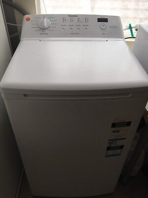 Simpson Washing Machine 5.5kg Touch Screen