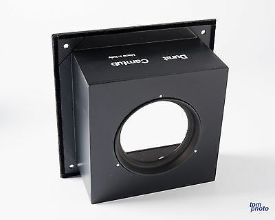 Durst CAMTUB Recessed Lensboard Accepts Standard 77mm Durst Lenses