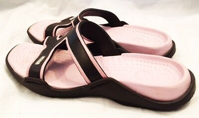 Crocs Shoes Womens Size 8 Crocs Slip On Shoes Crocs Slip On Shoes Rubber Pink