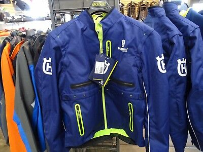 Husqvarna Husky Men's Gotland jacket blue XL extra large 3HS1821405