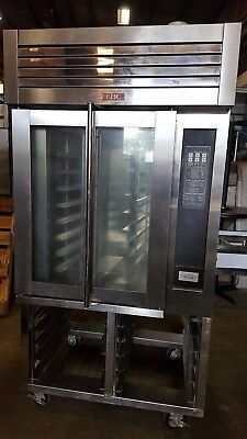 "LBC Model LMO-E BakerSeries Electric, ""Mini"" Rotating Rack Oven 2014 Model"