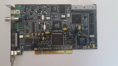 National Instruments IMAQ PCI-1409 Video Frame Grabber Card