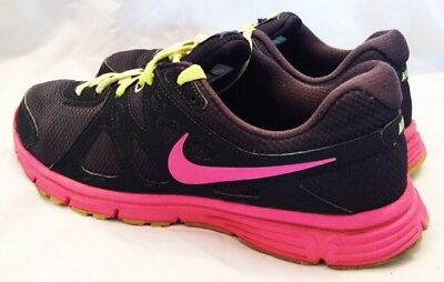 Nike Running Shoes Womens Size 9 Nike Revolution 2 Running Shoes 554900 Leather