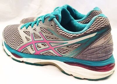 ASICS Running Shoes Womens Size 9 T6C8N Asics Gel Cumulus 18 Running Shoes
