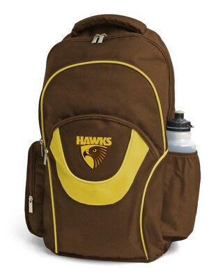 NEW Official Hawthorn Hawks Backpack