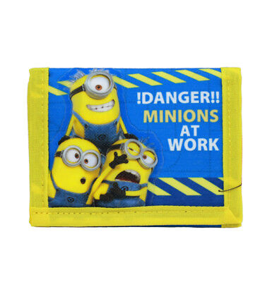 Despicable Me Minions Kids Wallet Trifold  Minions at Work