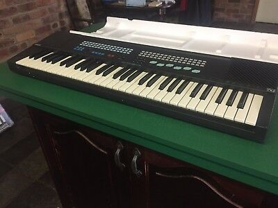As new electric Piano with synthesizer with Midi and RCA connectivity.