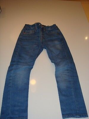River Island boys Blue Jeans  Age  5 Years