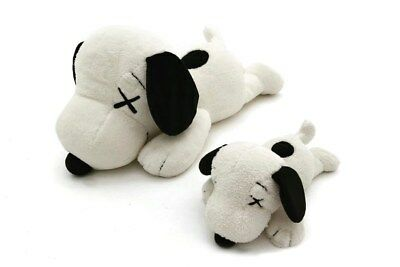 UNIQLO - KAWS x Peanuts - Snoopy Plush/Toy Large and Small Set