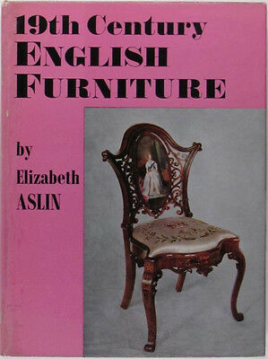 Good Book: English Regency & Victorian & Revival 19th Century Furniture