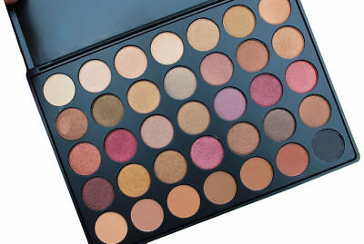 New Morphe 35F 35 Colour Fall Into Frost Palette 35F eyeshadow palette Fast UK