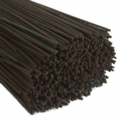 Black Reed Diffuser Sticks - 25cm x 3mm - 90g - Approx 100 Sticks