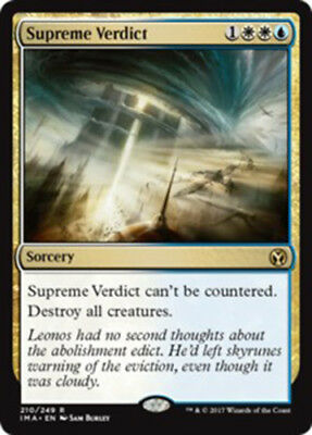 Supreme Verdict - Iconic Masters M/NM