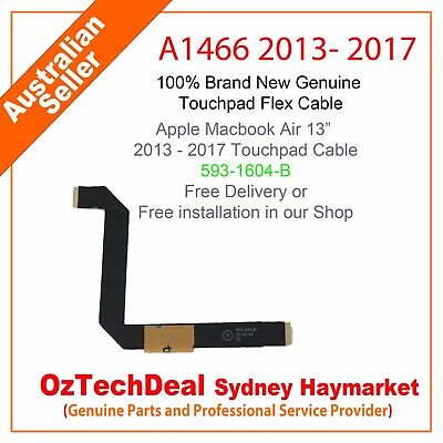 "Touchpad Trackpad Cable for Apple MacBook Air 13"" A1466 2013 2014 593-1604-B"